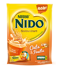 NIDO® GoldenStart® Honey Banana