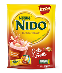 NIDO® GoldenStart® Strawberry Banana