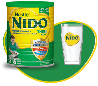 Nido Three Plus