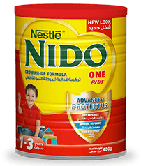 Nido® One Plus Milk Powder for 1 to 3 years old