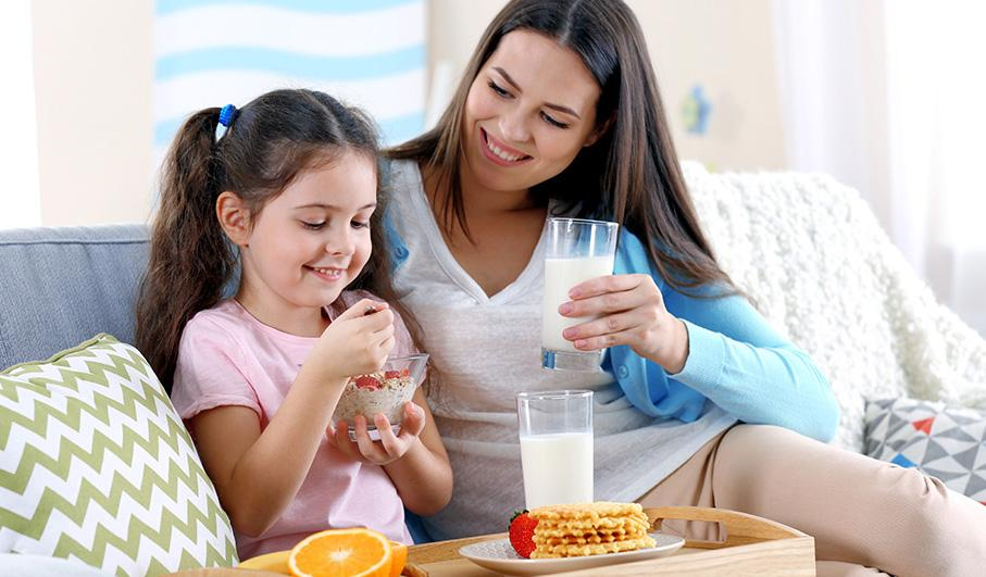 Power up your child's nutrition