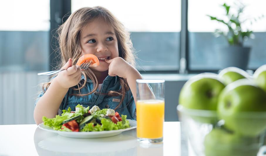 5 FUN WAYS TO TEACH KIDS ABOUT HEALTHY EATING