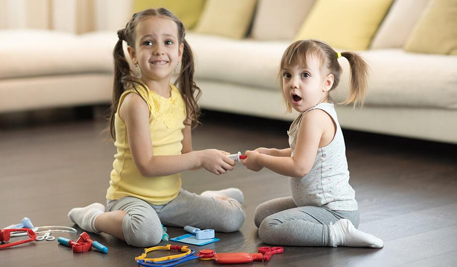 5 Ways To Teach Your Toddler How To Share