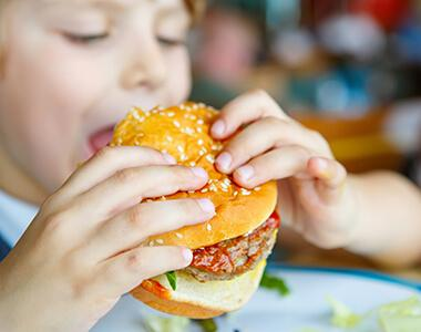 FOOD AND OLDER KIDS: WHEN YOU CANNOT CONTROL WHAT THEY EAT