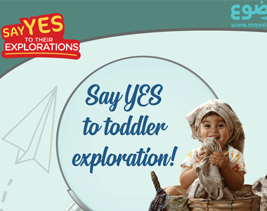 Say Yes to Toddler Exploration