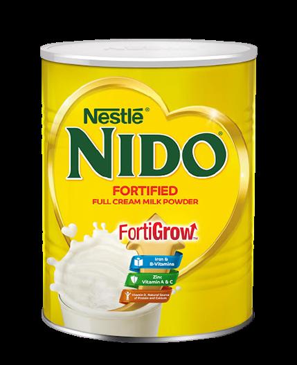 NIDO® FortiGrow | Fortified Grow Milk (5 years & above)
