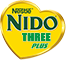 Nestle Nido Three Plus Logo