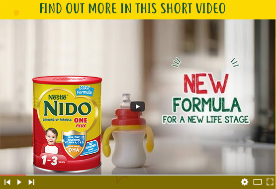 NIDO® One Plus   Grow Milk for Toddlers